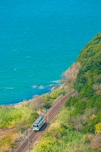 肥薩おれんじ鉄道の写真素材 [FYI03224252]
