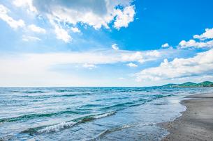 江口浜の写真素材 [FYI03224274]