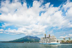 桜島1の写真素材 [FYI03224291]
