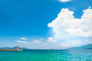 神湊海水浴場1の写真素材 [FYI03224308]