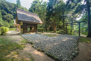 櫻井大神宮2の写真素材 [FYI03224356]
