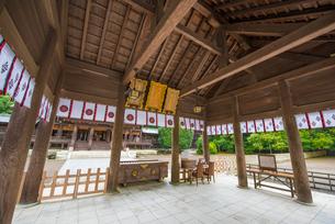 宮崎神宮2の写真素材 [FYI03224359]