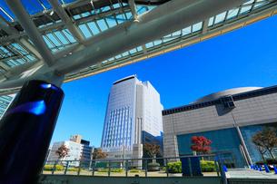 オアシス21よりNHK名古屋放送センタ-ビルの写真素材 [FYI03224716]