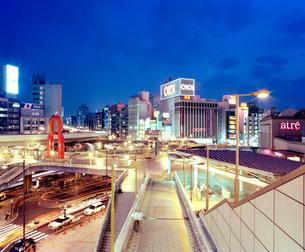 上野の夜明けの写真素材 [FYI03224946]