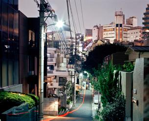 東京の風景 麻布十番にての写真素材 [FYI03224948]