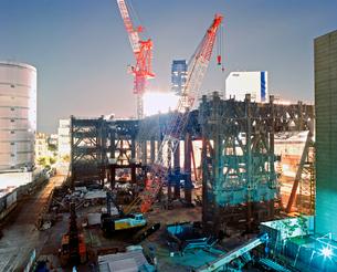 東京の風景 住友不動産渋谷ガーデンタワーの写真素材 [FYI03224969]