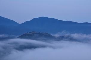 竹田城、その2の写真素材 [FYI03225186]