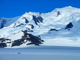 パタゴニア南部氷原とマリアーノモレノ山群の写真素材 [FYI03225940]