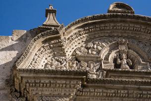 ラ コンパニーア デ ヘスス教会(アレキパ)の写真素材 [FYI03226208]