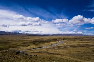 アンデスの高原・アルティプラーノの写真素材 [FYI03226267]