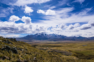 アンデスの高原・アルティプラーノの写真素材 [FYI03226268]