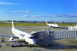 仙台空港の写真素材 [FYI03226789]