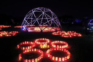 夜梅祭の写真素材 [FYI03227065]