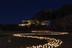 夜梅祭の写真素材 [FYI03227074]