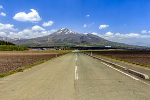 磐梯山の写真素材 [FYI03227203]