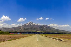 磐梯山の写真素材 [FYI03227206]