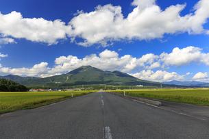磐梯山の写真素材 [FYI03227373]