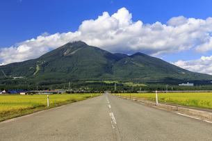 磐梯山の写真素材 [FYI03227374]
