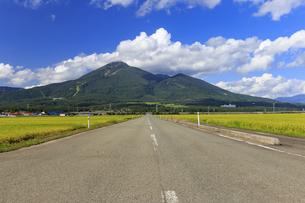 磐梯山の写真素材 [FYI03227375]