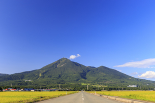 磐梯山の写真素材 [FYI03227377]