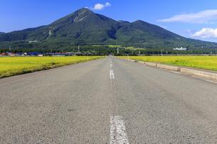 磐梯山の写真素材 [FYI03227378]