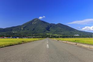 磐梯山の写真素材 [FYI03227379]