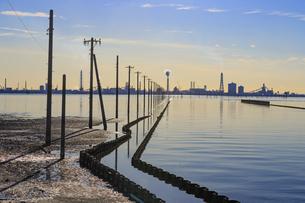 江川海岸の写真素材 [FYI03227586]