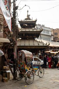 カトマンズ、ネパールの写真素材 [FYI03228582]
