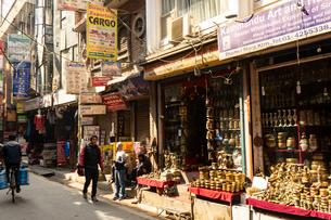 カトマンズ、ネパールの写真素材 [FYI03228584]