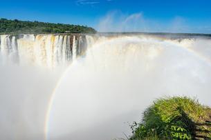 イグアスの滝、アルゼンチンの写真素材 [FYI03228615]