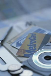 カードやCDの写真素材 [FYI03228701]