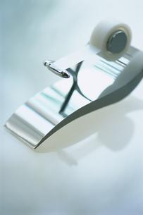 スチールのテープカッターの写真素材 [FYI03229153]