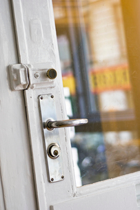 ドアの写真素材 [FYI03229796]