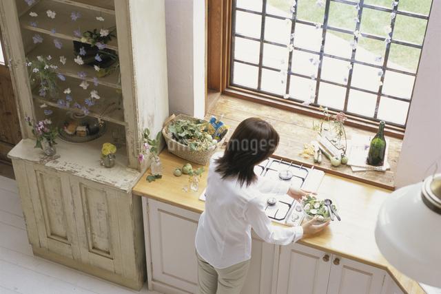 キッチンの写真素材 [FYI03230146]