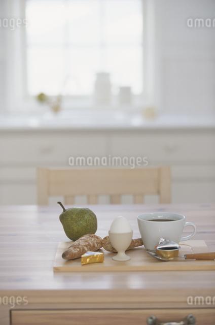 パンとコーヒーの写真素材 [FYI03230191]