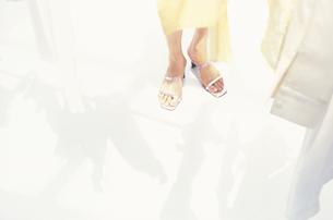 女性の足の写真素材 [FYI03230247]