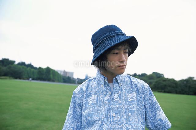 日本人男性の写真素材 [FYI03230294]