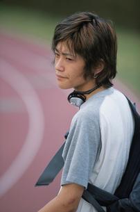 日本人男性の写真素材 [FYI03230313]