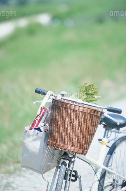 自転車の写真素材 [FYI03230319]