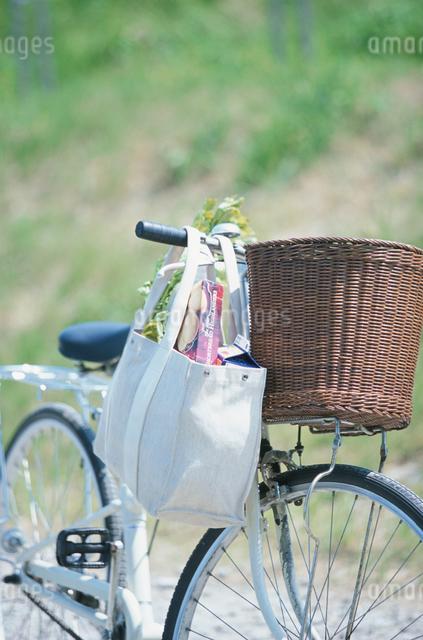 自転車の写真素材 [FYI03230327]