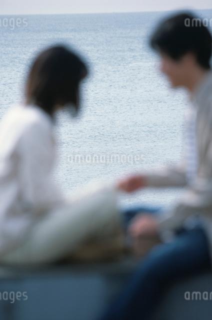 日本人のカップルの写真素材 [FYI03230349]