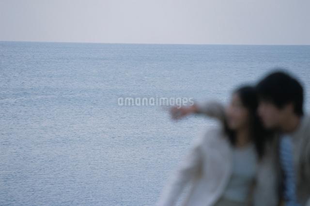 日本人のカップルの写真素材 [FYI03230359]