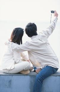 日本人のカップルの写真素材 [FYI03230361]