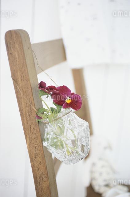 花飾りの写真素材 [FYI03230917]