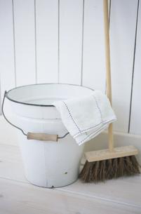 掃除道具の写真素材 [FYI03230926]