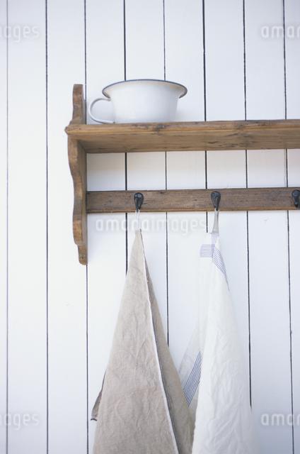 壁掛けと生活小物の写真素材 [FYI03230930]