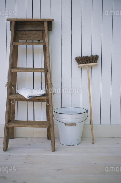 掃除道具の写真素材 [FYI03230939]