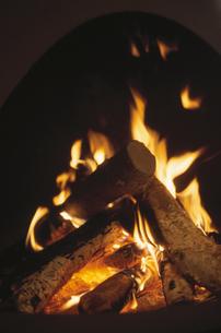 炎の写真素材 [FYI03231079]