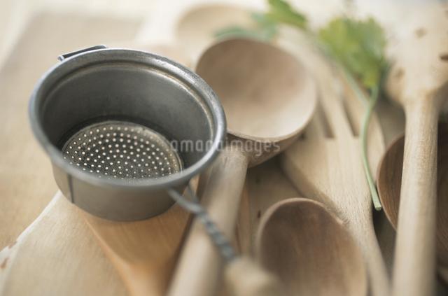 料理道具の写真素材 [FYI03231091]