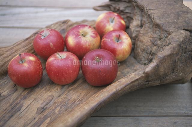 リンゴの写真素材 [FYI03231187]